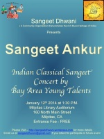 Sangeet Ankur - Youth Concert